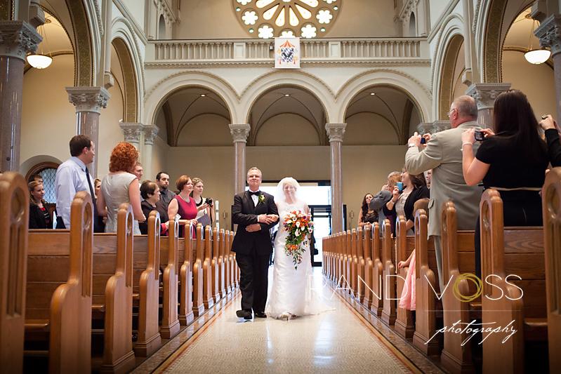 03_Saint Vincent Basilica Latrobe Wedding_1467