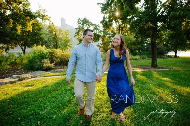 04_Point State Park Engagement Pittsburgh_3584